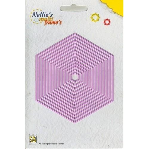 Nellies Straight Hexagon