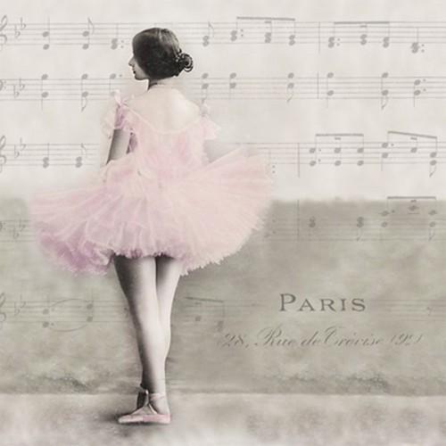 Guardanapo Ballet Paris