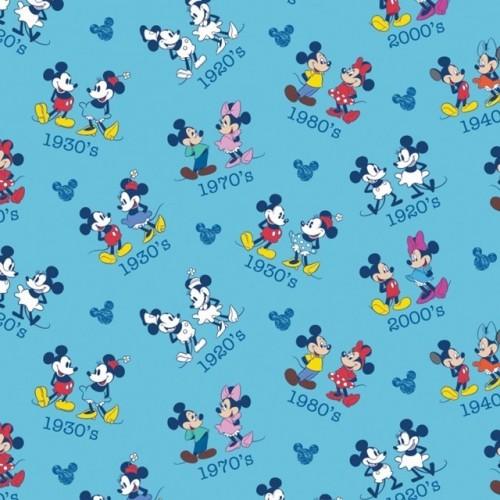Mickey and Minnie Toss