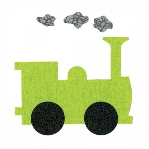 Sizzix - Train Engine
