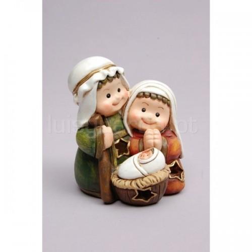 Pai Natal c/ Led