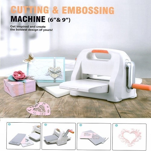 Máquina Corte A4 - Kit