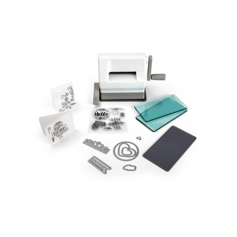 Sizzix Sidekick Kit