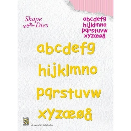 Alphabet 2 - Small