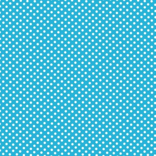 Little Dot - Turquesa
