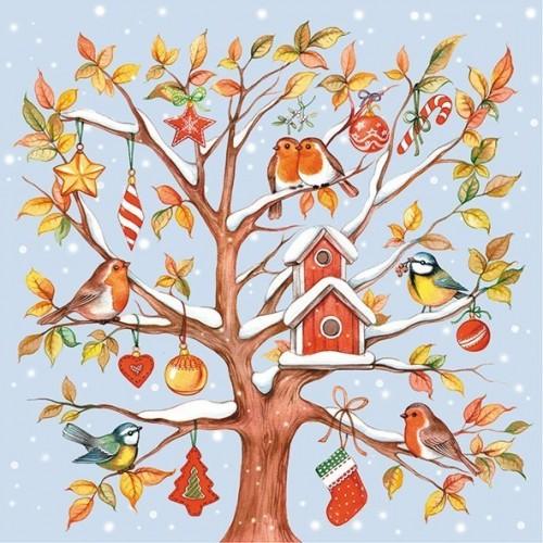 Guardanapo Good Morning Birds