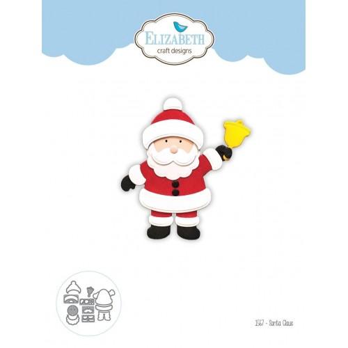 Cortante Santa Claus