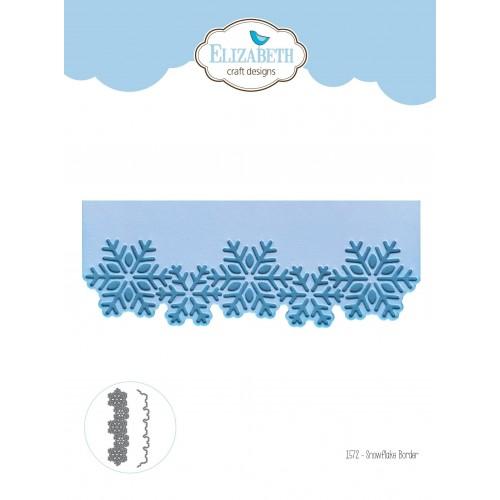 Cortante Snowflake Boarder