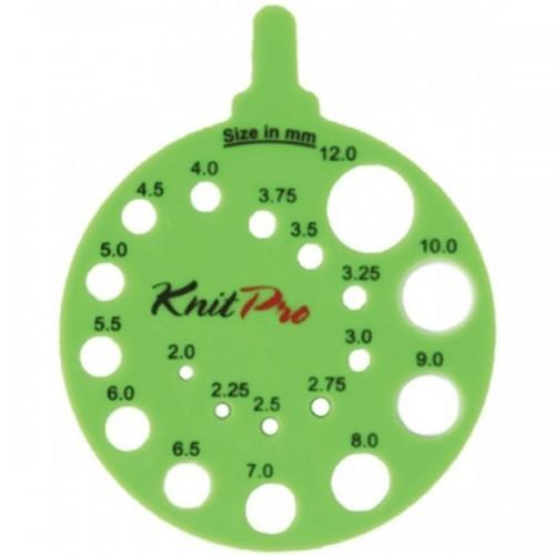 Calibrador Agulhas Verde