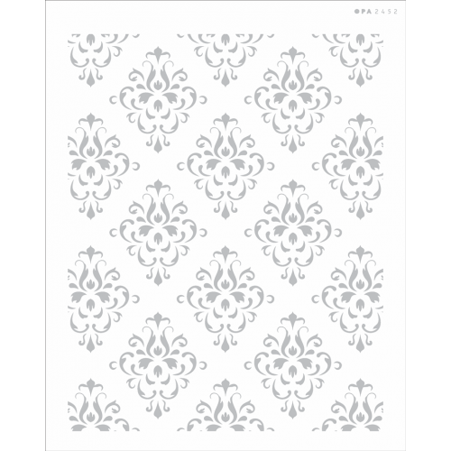 Stencil Arabesco I 20x25